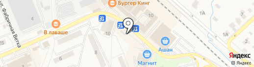 Войковские колбасы на карте Дедовска