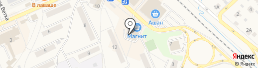 ТОН на карте Дедовска