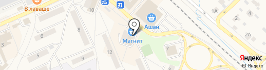 Магазин разливного пива на карте Дедовска