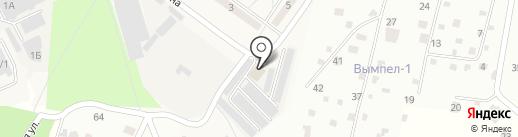 VIP на карте Дедовска
