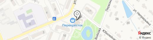 Росгосстрах, ПАО на карте Дедовска
