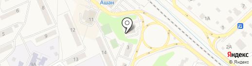Пожарная часть №222 на карте Дедовска