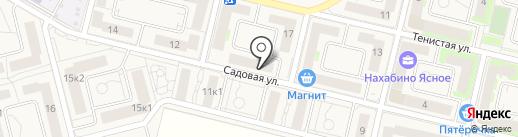 ЛСР. Недвижимость-М на карте Черной