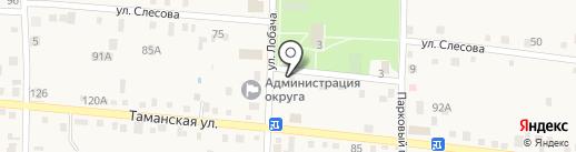 Екатерина Плюс на карте Анапы