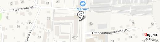 Капитал-Инвест, ЗАО на карте Андреевки
