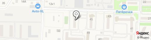 Зеленоград Сегодня на карте Андреевки