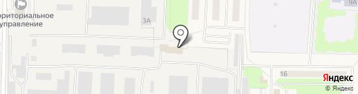 ТАНЭДРА на карте Андреевки