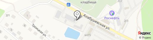 Zel Angel на карте Андреевки