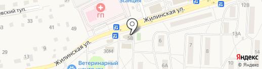 Продуктовый магазин на карте Андреевки