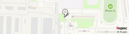 Аптечный пункт на карте Андреевки