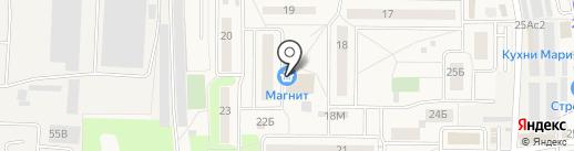 Магнит на карте Андреевки