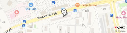 Релакс на карте Андреевки