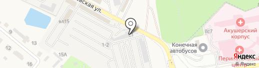 Старт, НОУ на карте Андреевки
