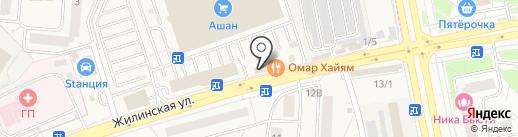 Чайная на карте Андреевки