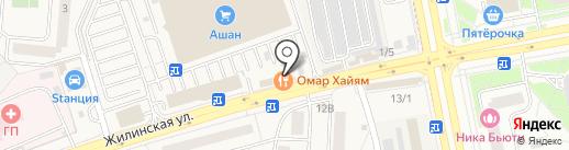Цветторг на карте Андреевки