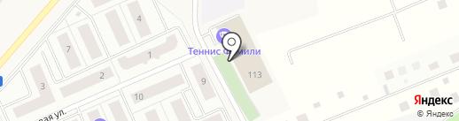 Tennis Markt на карте Исаково
