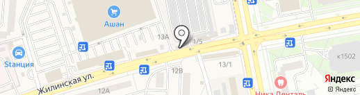 Живое Пиво на карте Андреевки