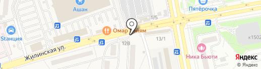 На Аднреевке на карте Андреевки