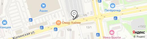 Шашлычный рай на карте Андреевки