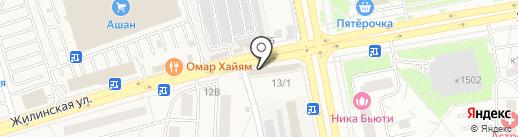 Чудо Тандыр на карте Андреевки