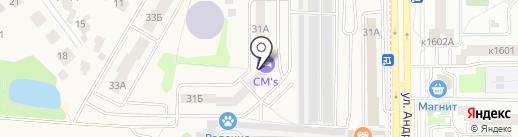 Lilu на карте Андреевки