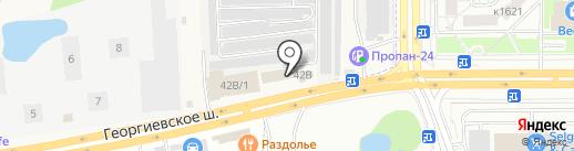 Port3.ru на карте Андреевки