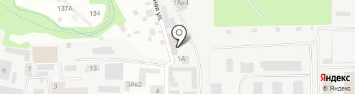 Грузчиков-сервис Красногорск на карте Нахабино