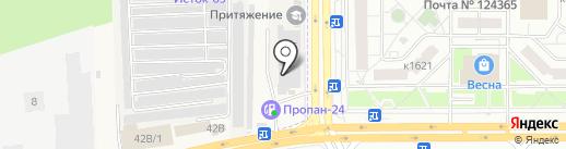 HAPPYSMILE на карте Андреевки