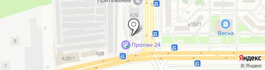 Престиж на карте Андреевки