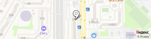 Rehau на карте Андреевки