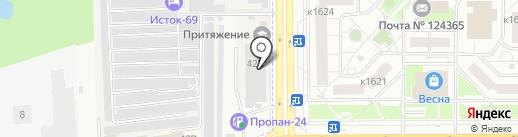Конфетный букет на карте Андреевки