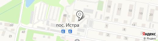 Дом быта на карте Истры