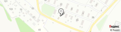 Шиномонтажная мастерская на карте Нахабино