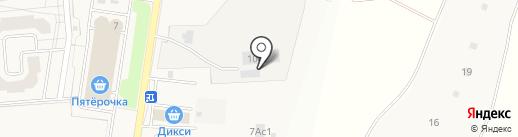 Мастербатч СВ на карте Первомайского