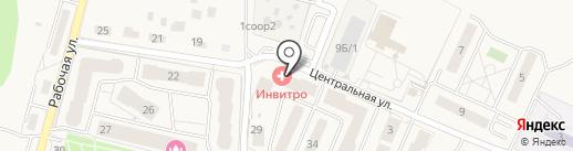 ШОКОЛАД на карте Первомайского
