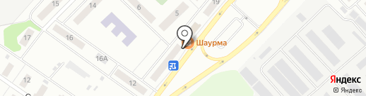 Глория-М на карте Нахабино