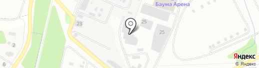 КОРОНА на карте Нахабино