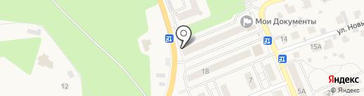 Сбербанк, ПАО на карте Мечниково
