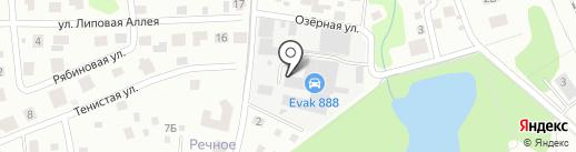 Эксперт Бетон на карте Нахабино