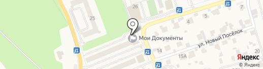 Мои документы на карте Мечниково
