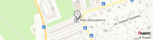 Администрация сельского поселения Ильинское на карте Мечниково