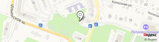 Магазин одежды на карте Мечниково