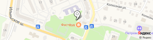 Магазин кондитерских издейлий на карте Мечниково