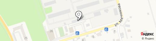 КБ Геобанк на карте Мечниково