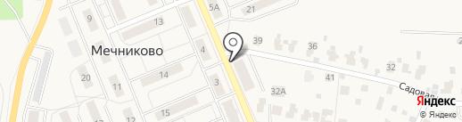 Парикмахерская на карте Петрово-Дальнего