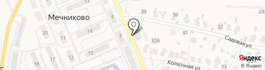 Kids street на карте Петрово-Дальнего