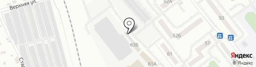 Автосервис на карте Нахабино