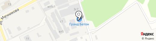 Импульс на карте Петрово-Дальнего