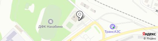 Старт на карте Нахабино
