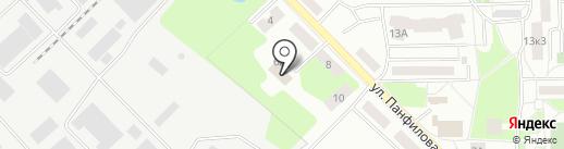 Mobi на карте Нахабино